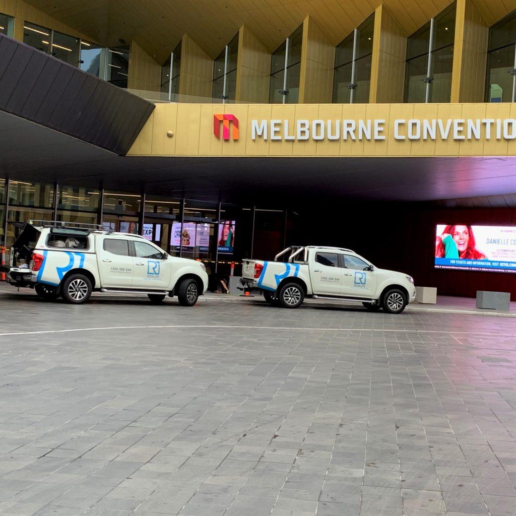 Commercial Convention Centre
