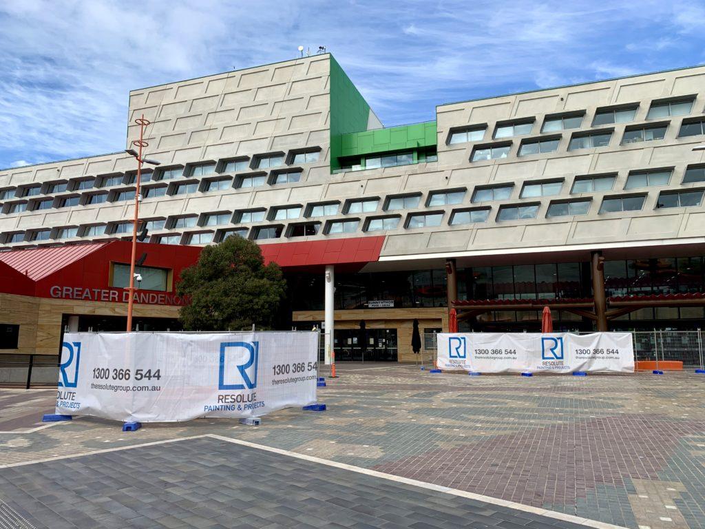 Councils Dandenong Civic Centre 2